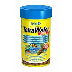 Корм для рыб Tetra Wafers Mini Mix 100ml