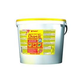 Корм для рыб Tropical Ovo-vit 21L /4кг хлопья с высоким содержанием яичного желтка