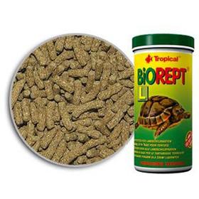 Корм Tropical Biorept L для сухопутных черепах 500ml/140g