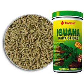 Корм Tropical  Iguana Baby для мал. игуан St. 250ml/53g