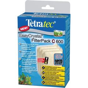 Набор картриджей с активированным углем для внутреннего фильтра Tetra EasyCrystal Filter 600
