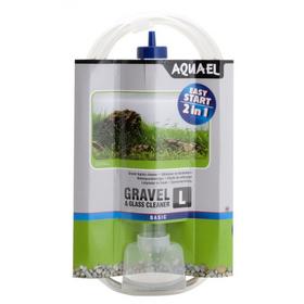 Очиститель грунта (сифон) Aquael GV10 L 330mm