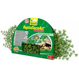 Пластиковое растение для аква-террариумовTetra ReptoDecoArt Giant Adiantum