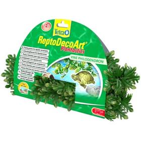 Пластиковое растение для аква-террариумовTetra ReptoDecoArt Vine Philodendron