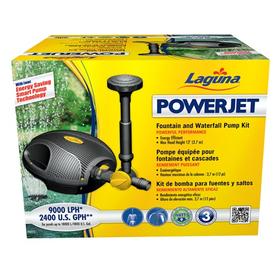 Помпа (насос) для фонтана Hagen Power Jet 2400, 9000л/ч