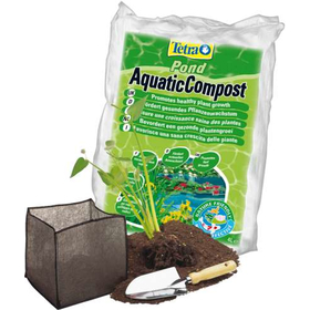 Субстрат для прудовых растений Tetra Pond Aquatic Compost 4000 ml
