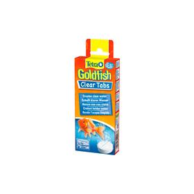 Таблетки для воды Tetra Goldfish Clear Tabs 6шт.