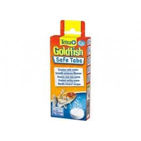 Таблетки  для воды Tetra Goldfish Safe Tabs 6шт.