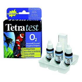 Тест Tetra O2
