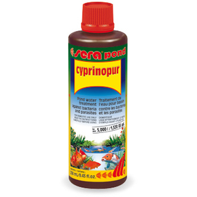 Лекарственный препарат Sera Pond Cyprinopur 500 ml