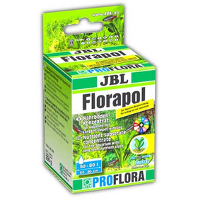 Питательный концентрат для грунта JBL Florapol 350 gr
