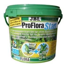 Питательный субстрат и удобрения JBL ProFloraStart Set 100