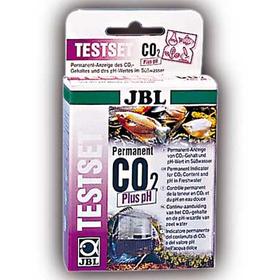 Тест JBL Permanent Test CO2 plus pH