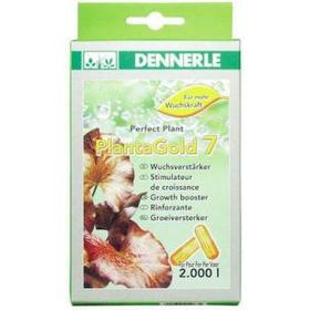 Удобрение для растений Dennerle Planta Gold 7 (20 капсул)