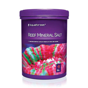 Био-добавка Aquaforest Reef Mineral Salt, 400g