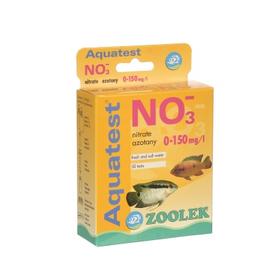 Тест Zoolek Aquatest NO3